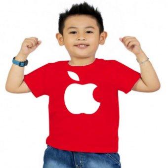 Áo thun bé trai Kỳ Khang BT10 (Đỏ)