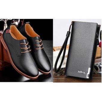 Bộ giày và ví dài công sở phong cách DT2425