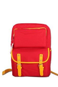 Ba lô T2NG BLTX021 (Đỏ)