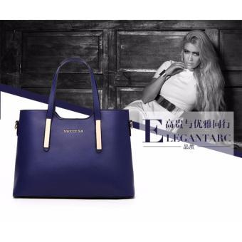 Túi xách thời trang nữ dễ thương TM043 (Xanh đen)