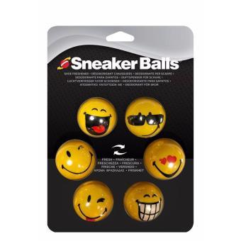 bóng thơm khử mùi kháng khuẩn Sneaker Ball Faces balls W20-877