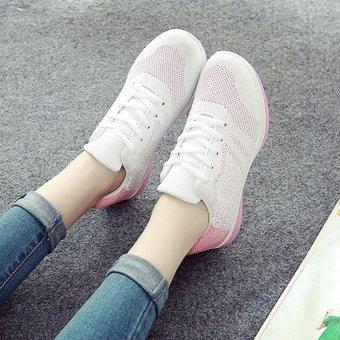 Giày thể thao nữ TT118 (Hồng)