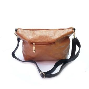 Túi đeo chéo TX-02 (Nâu)