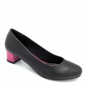 Giày cao gót mũi tròn Carlo Rino 333010-151-08