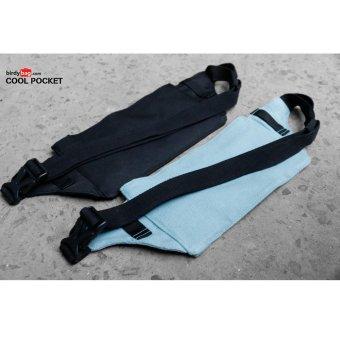 Túi đeo chéo Birdybag Concept Cool Pocket (Xanh)