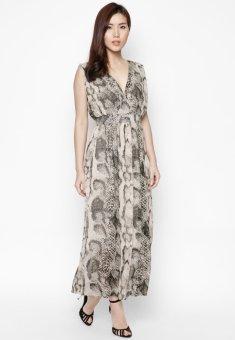Đầm Maxi Sành Điệu Mùa Hè - Thời Trang Hoàng Khanh