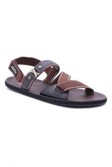 Giày Sandal Nam DVS MF016 (Nâu)