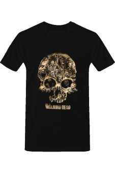Áo thun 3D Skull