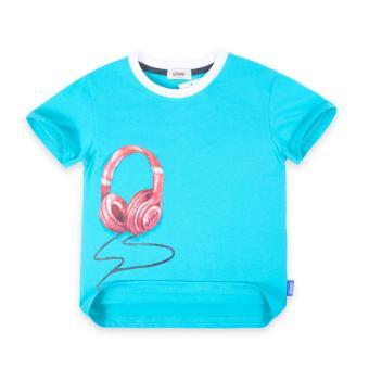 Áo thun bé trai Oiwai 68-0030-012 BLE (xanh biển)