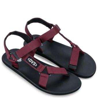 Giày Sandal nữ DVS WF147 (Đỏ đô)