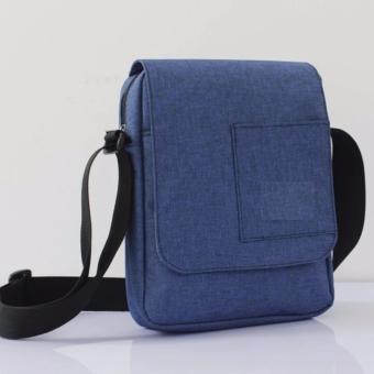 Túi đeo chéo nam Laka Xanh dương nhạt