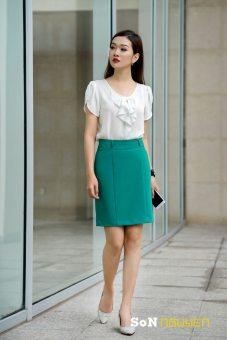 Áo kiểu nữ 64901