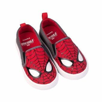 Giày Thể Thao Bé Trai Biti's Spider Man Người Nhện DSB120511DOO (Đỏ)