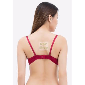 Áo ngực mút mỏng Boya (Đỏ)