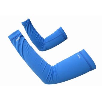zigzag GLV00203- Găng tay ống chống nắng UPF50+ ( xanh dương)