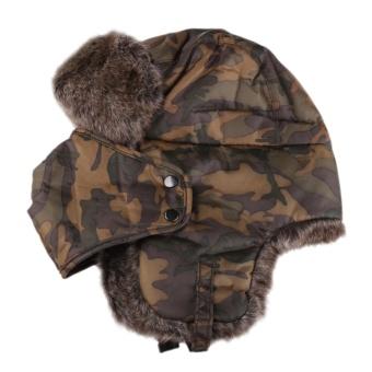 Unisex Outdoor Winter Warm Hats - intl