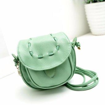 Túi đeo chéo thời trang San01 (xanh ngọc)