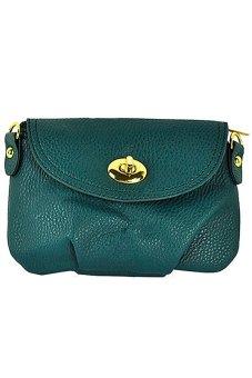Bluelans Womens Satchel Cross Body Purse Totes Shoulder Handbag Green (Intl)