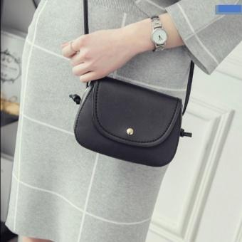 Túi đeo chéo nhỏ xinh HMT03 (Đen) - Loại 1