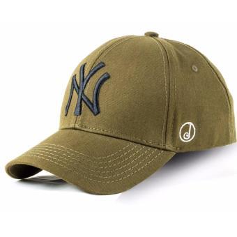 Nón Lưỡi Trai Thời Trang New York Julie Caps & Hats JLC172NNYa - NÂU