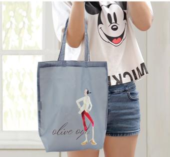 Túi xách vải thời trang