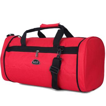 Túi du lịch xếp gọn Kitybags 6642 (Đỏ)