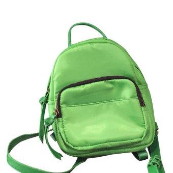 Women Handbag Nylon Shoulder Waterproof Tote Purse Lady Messenger Bag - intl