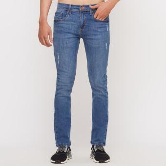 Quần jeans dài nam THE BLUES QN1-JP1L16-008