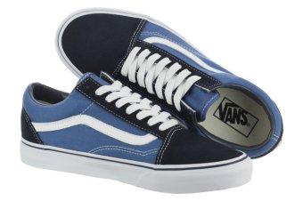 Giày thời trang thể thao Vans Old Skool VN000D3HNVY (Xanh Navy)