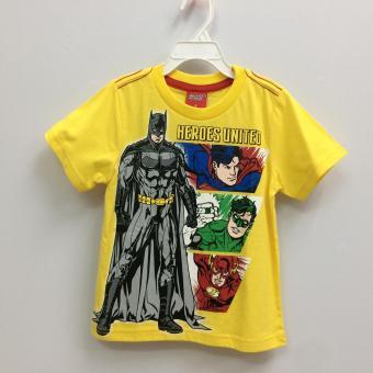 Áo Bé Trai D.C Justice League Jlts-0021
