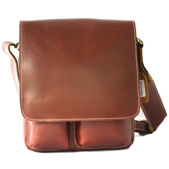Túi schoolbag da bò đeo chéo TC03b