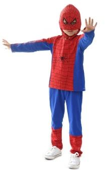 Quần áo người nhện Spider Man 120cm