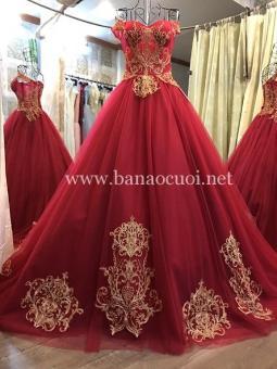 Váy cưới cô dâu TK17.013