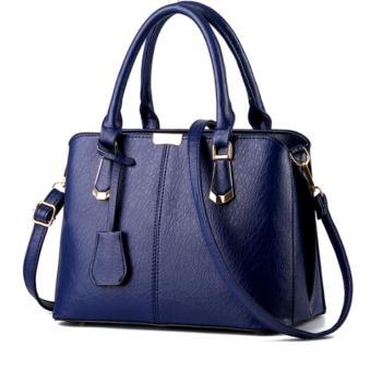 Túi xách tay nữ thời trang cao cấp QSTORE QS69 ( Xanh)