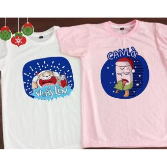 Áo in icon dễ thương Merry Christmas - Happy New Year 23