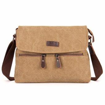 Túi xách Nam đeo chéo BLD182 (Khaki)