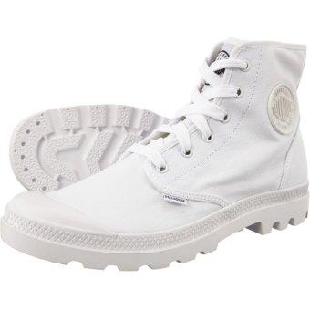 Giày thời trang unisex Palladium 72886-154-M (Trắng)