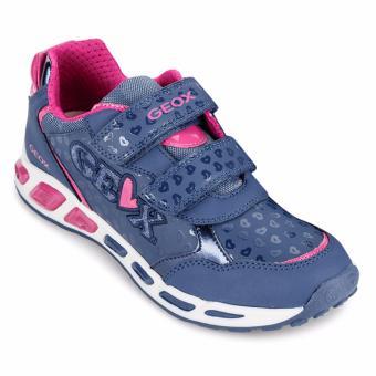 Giày thể thao trẻ em J SHUTTLE G.E (Xanh Navy)