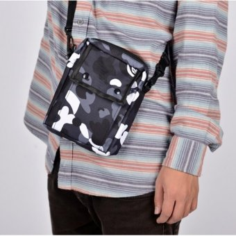 Túi xách mini nam camo TXM016