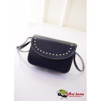 Túi đeo vai thời trang Anthome T22 (mầu xanh đen)