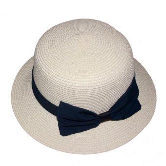 Mũ Cói Thời Trang Đi Biển Nữ Salome Fashion