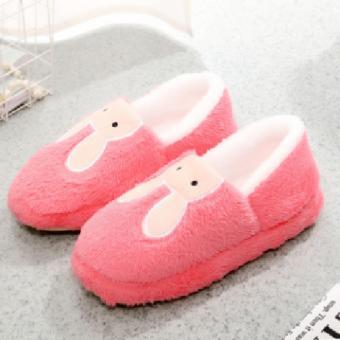 Giày bông tai thỏ (Đỏ)