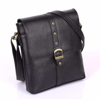 Túi đeo chéo LAKA ( đen )