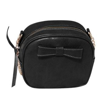WomenPUeather Bag Portabe Bowknot Bag houder Bag (Back)
