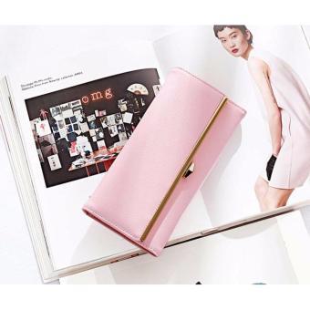 Bóp ví nữ thời trang Weichan A511-11 Win Win Shop - Hồng phấn