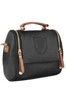 Sunweb Women Handbag Cross Body Shoulder Bag Messenger Tote Bags (Black) - Intl
