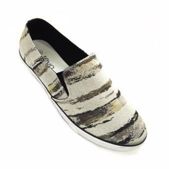 Giày lười vải cao cấp trẻ trung năng động AD125X