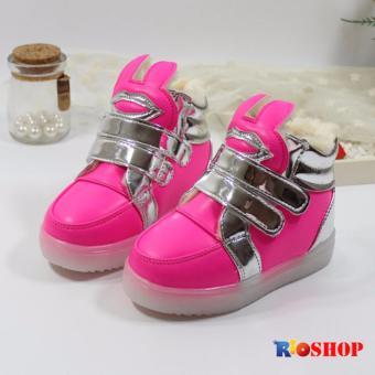 Giày bé gái thời trang (Hồng)