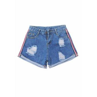 Quần Shorts Nữ Cá Tính