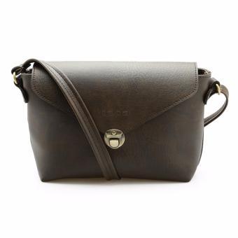 Túi đeo chéo nữ PAPA PPT005 (Màu nâu)